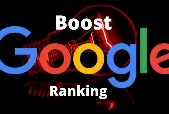 I will Built google 1st page ranking with offpage seo