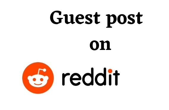 Promote Website with 5 High Quality Reddit Guest Post with Backlinks