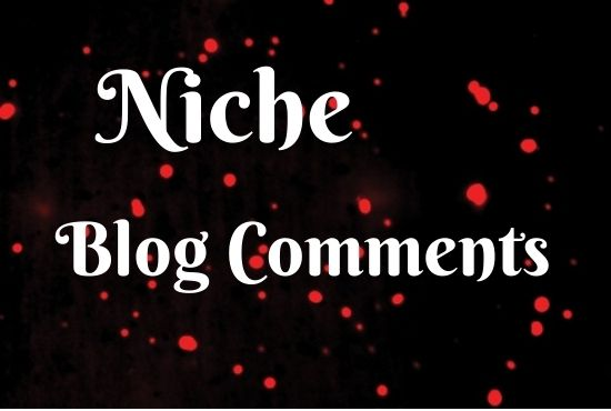 I Will Build 50 High Quality dofollow blog commenting backlinks with High DA