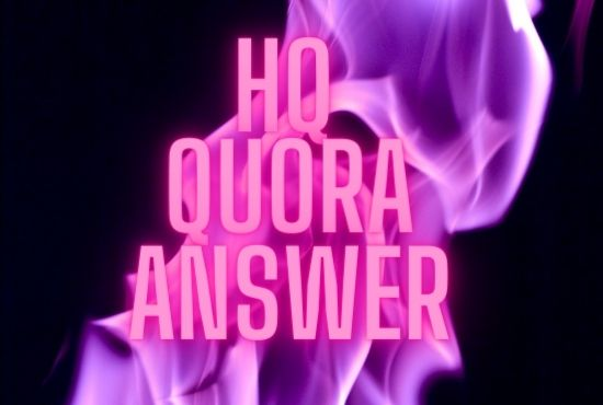 I will Promote your website with 5 HQ Quora answer