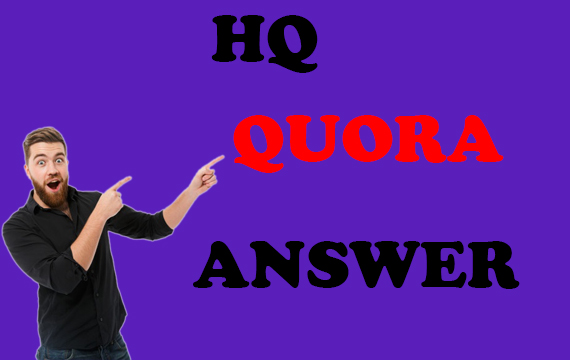 i will provide best QUORA answers and promote your website