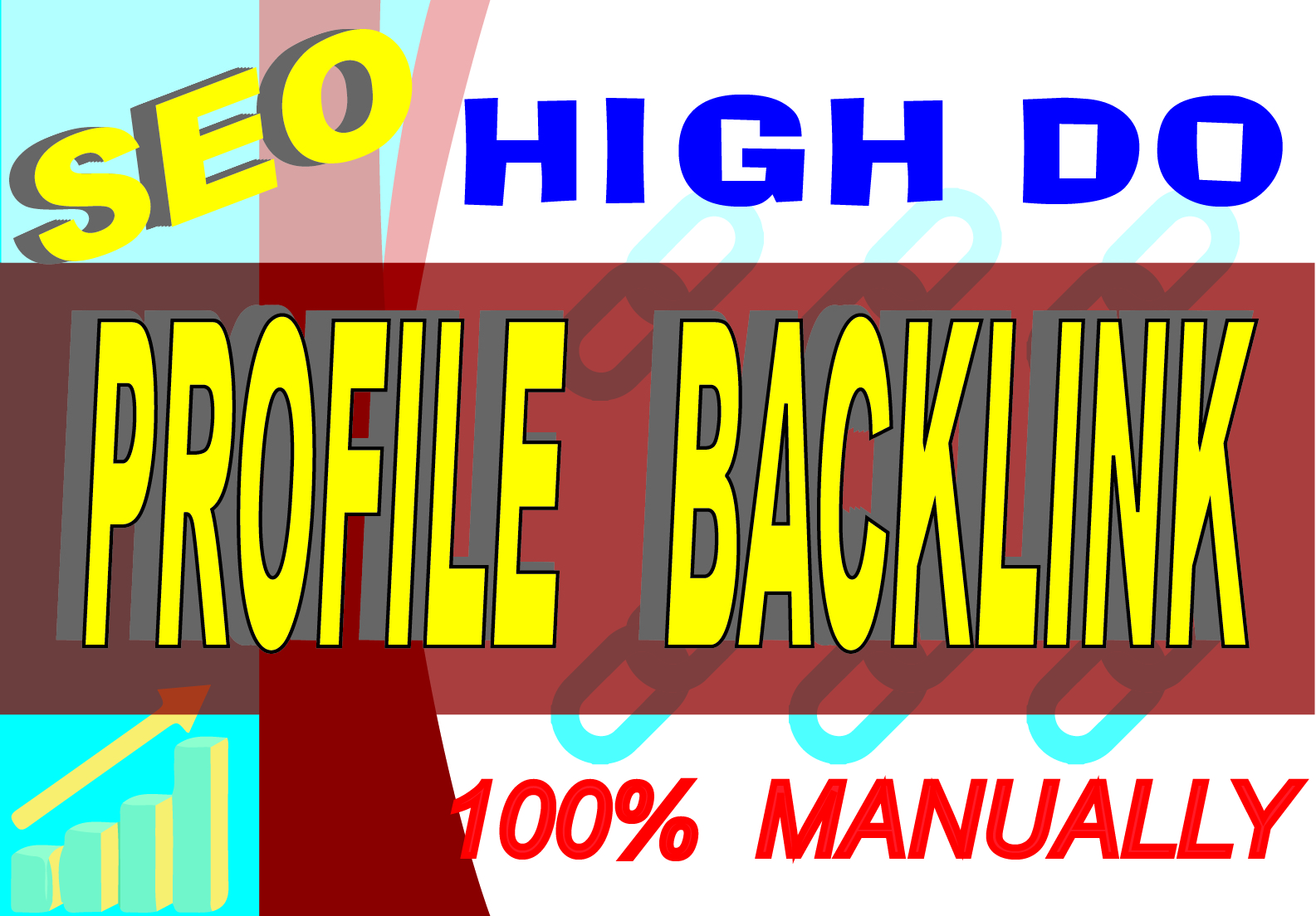 I will create 100 manually web 2.0 backlinks
