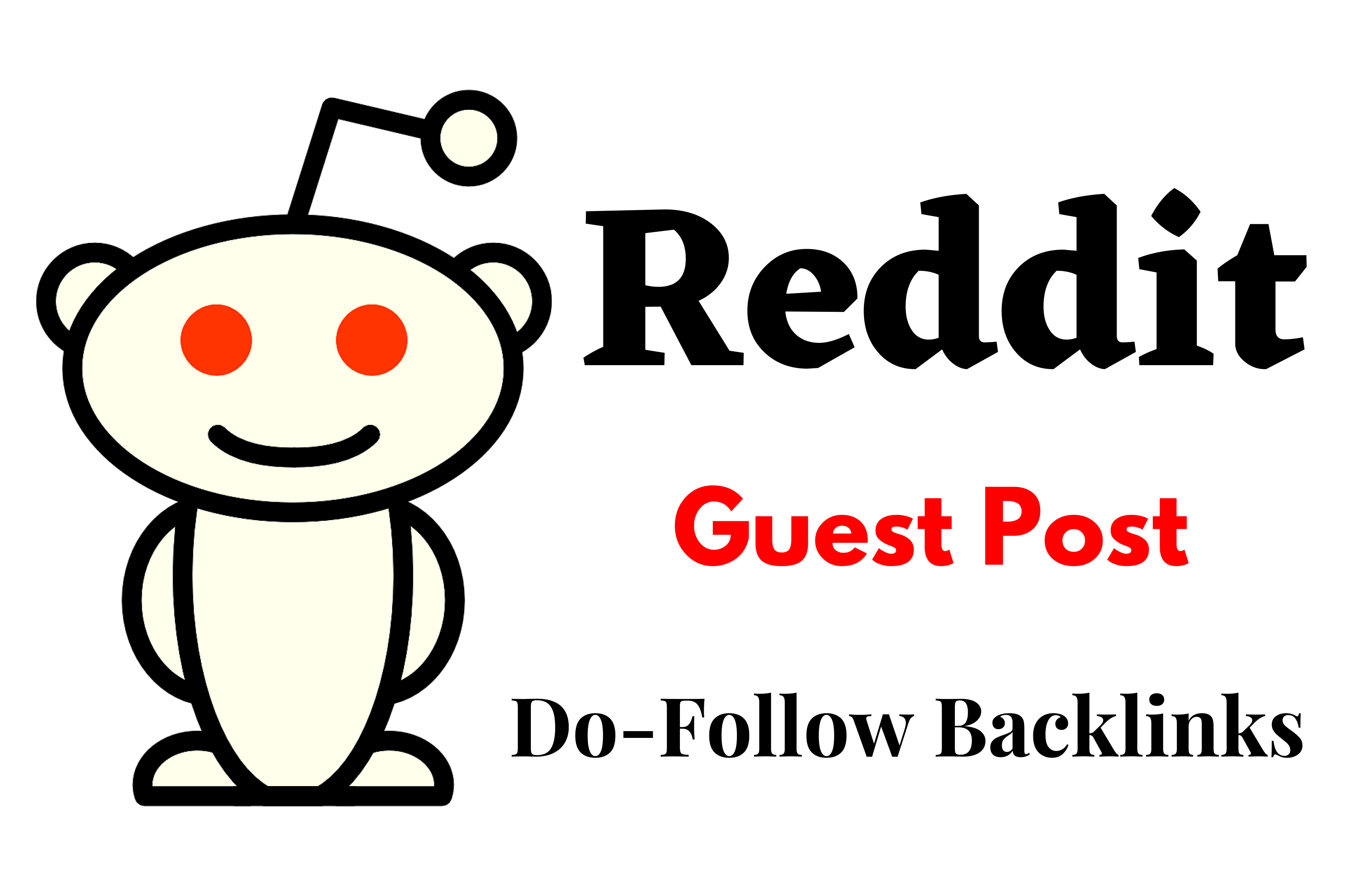 Powerful 10 Unique Reddit Guest Post Backlinks For your Targeted Traffic