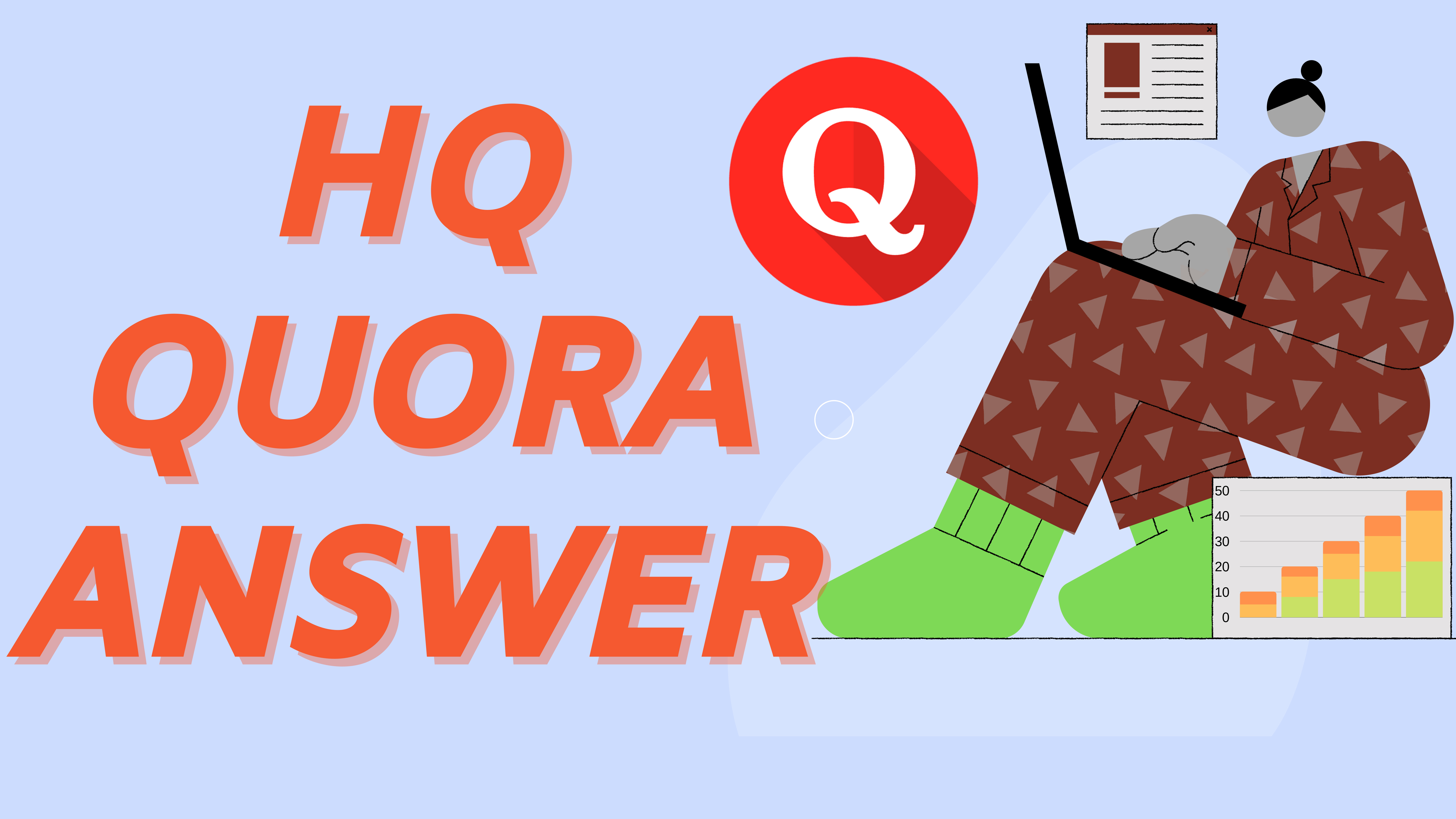 Get More Targeted Traffic With 20 high quality Quora answers