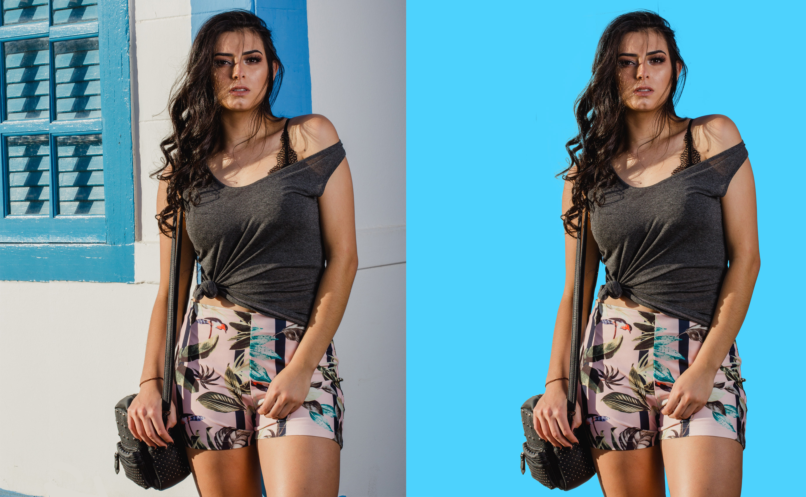 I will remove unwanted background from your photo