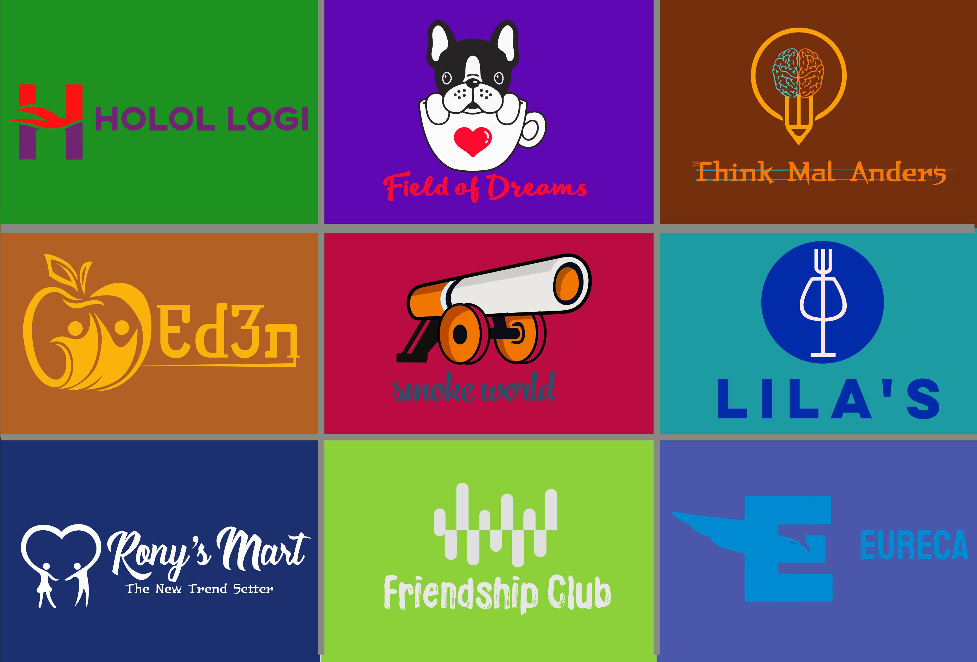 I will design premium business minimallst logo