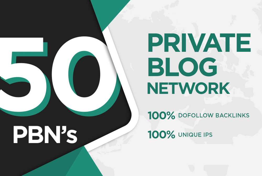 manually 50 PBNs Quality of backlinks boost your site ranking