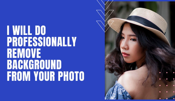 I will remove background from your photo or make background white