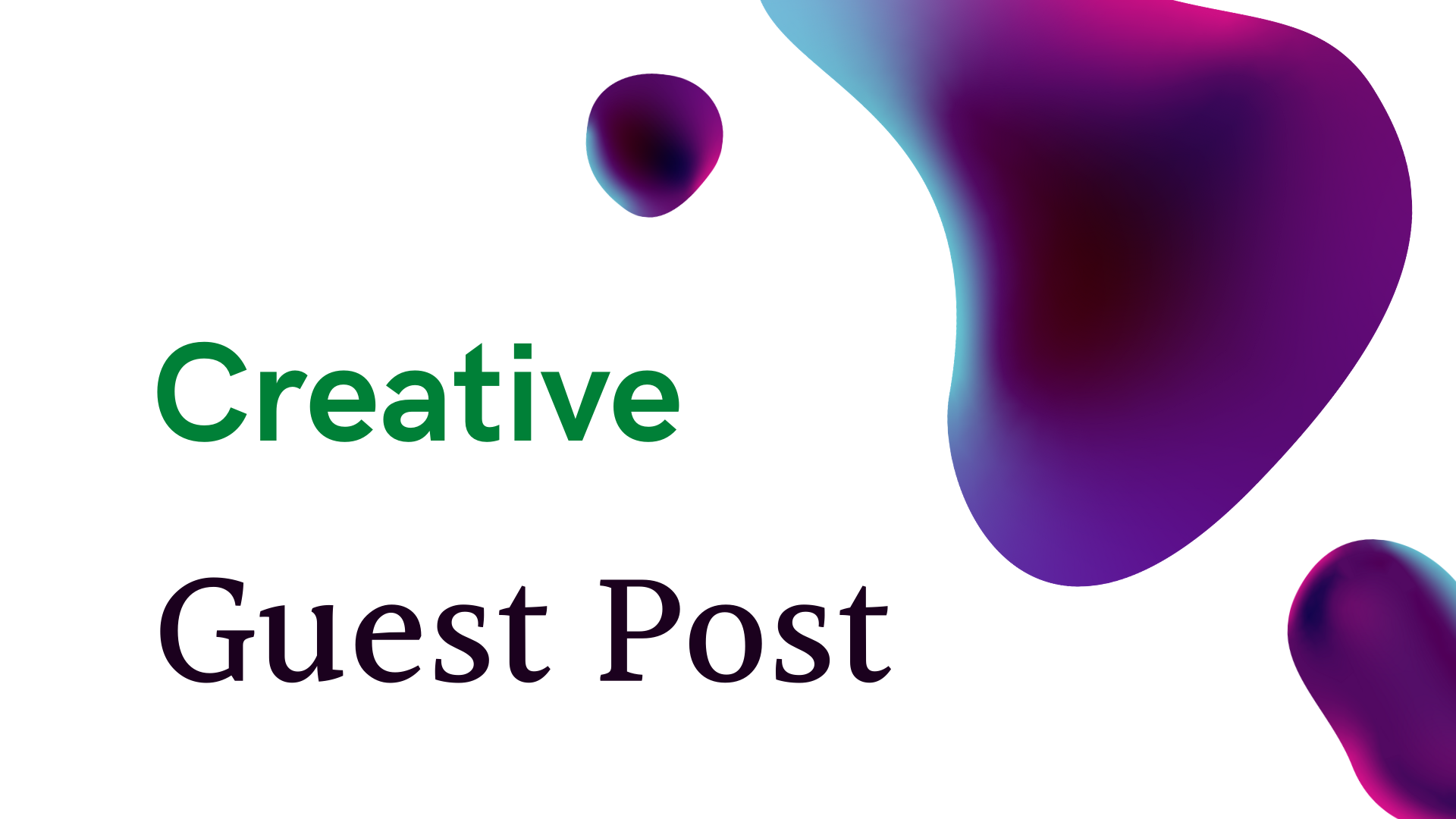 I will Write and Publish Guest Posts on different websites DA 90+ any category
