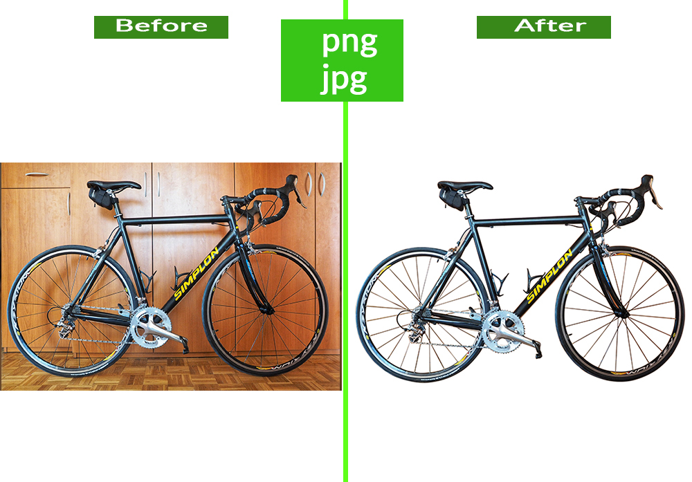 I will do professional photo editing and remove background from 10 image
