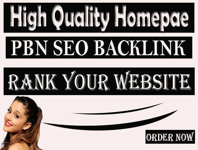 build high quality dofollow SEO backlinks to rank website
