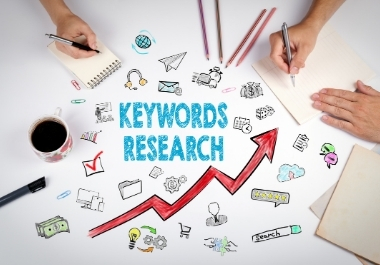 I will do low competitive keyword research and competitor analysis for website SEO