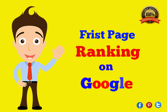 I Will provide guaranteed google fast page SEO service