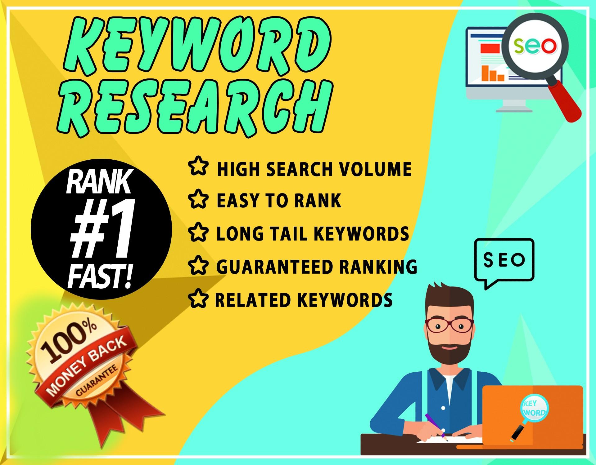 I'll provide you Best keywords for rank your website