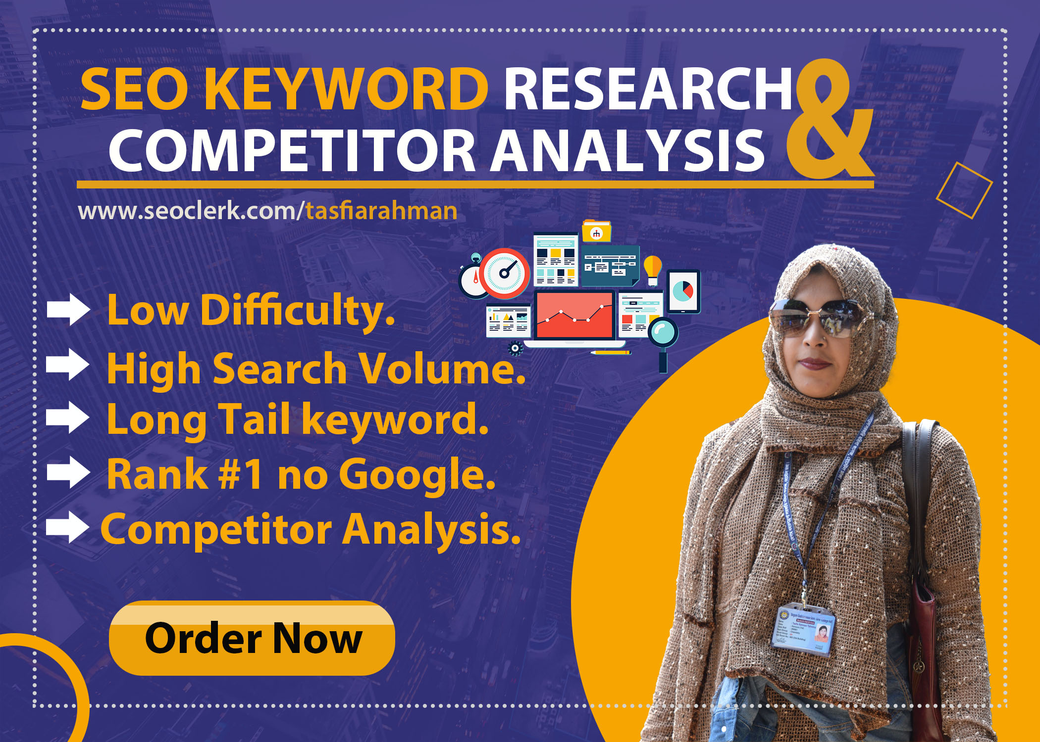 Best SEO Keyword Research & Competitor Analysis