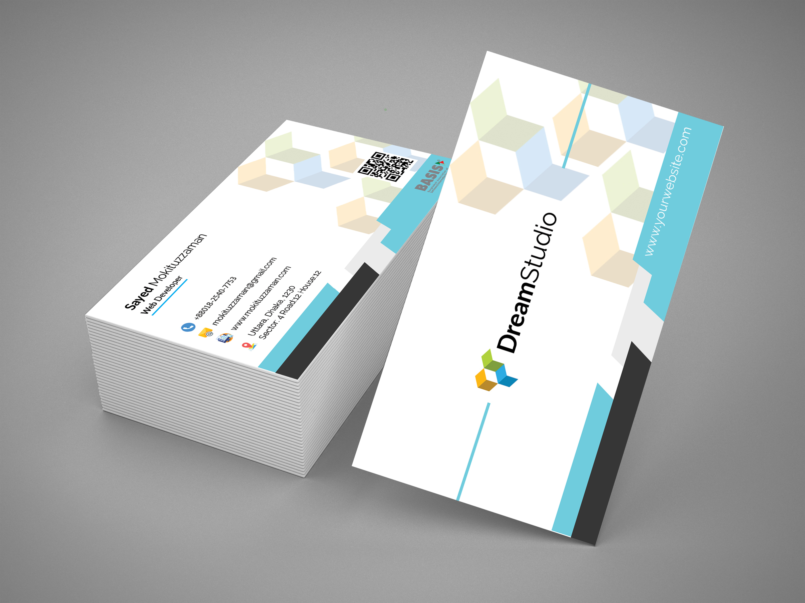 Design Business card for company