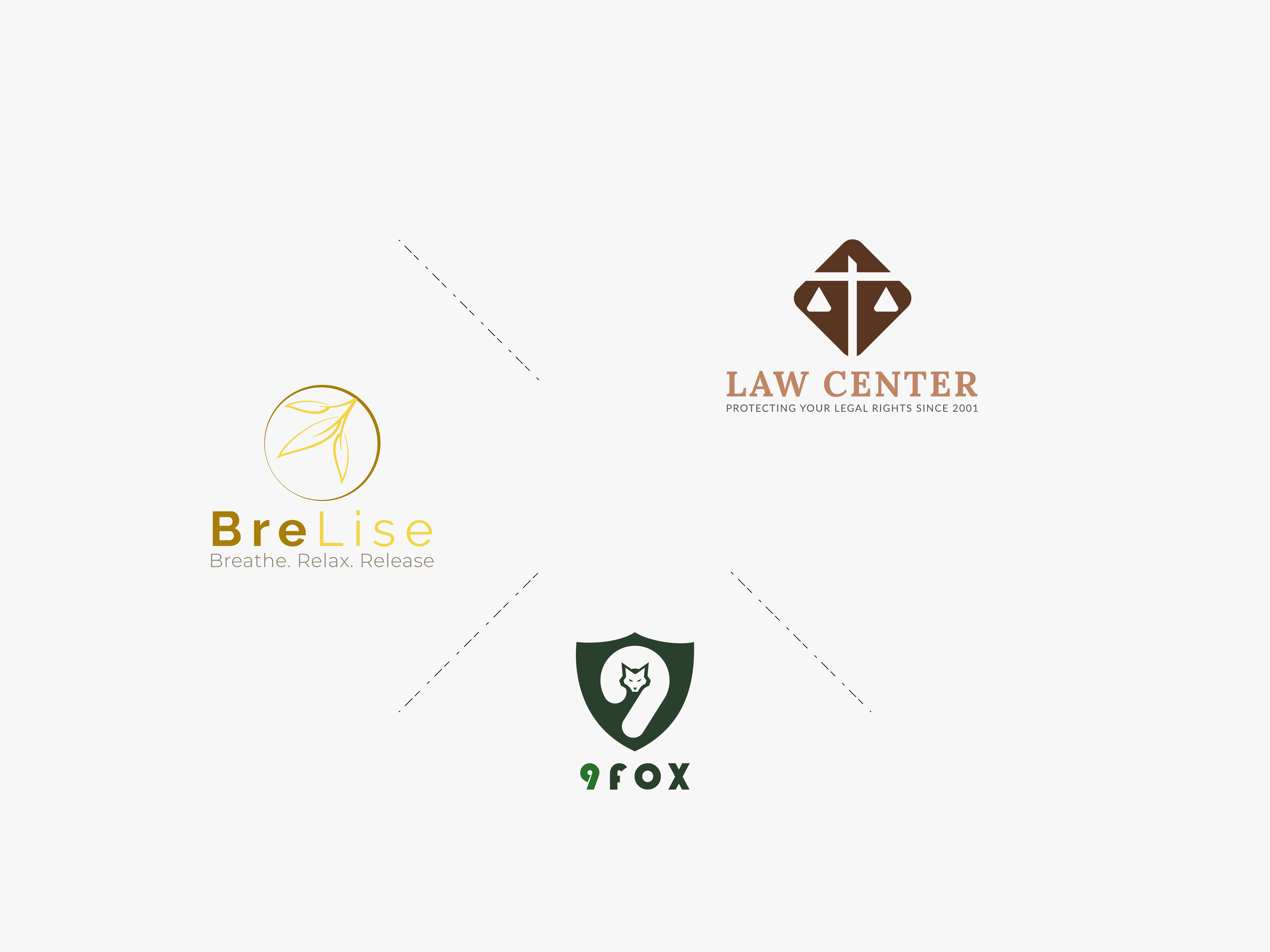 I will do professional minimalist modern logo design for business