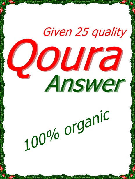 Promote your website with 25 Quora Answers with guranteed traffic
