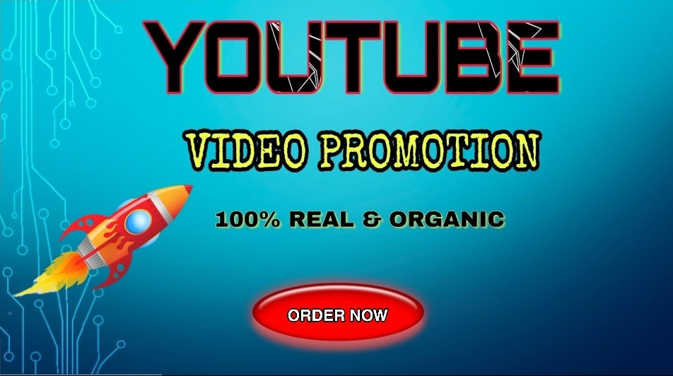 Best You-Tube promo-tion for you