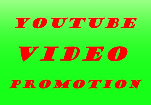 Safe YouTube Promotion via world-wide real users & fast delivery