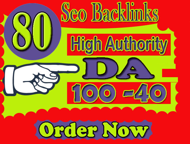 Latest and Top 80 PR10 To PR7 SEO Dofollow Backlinks DA 80+ With. EDU. Gov Links Boost Your Ranking