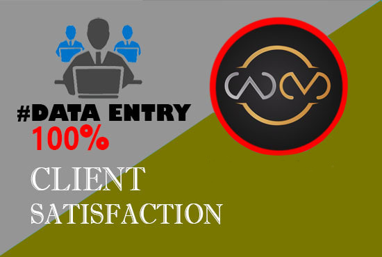 I will do data entry,  data mining,  web scraping and copy paste