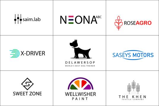 I will design modern minimalist business logo design