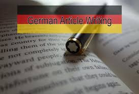 Write 500 words German articles for web20 and blogs