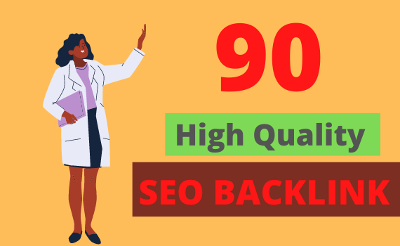 I will manually create 90 pr9 profile backlinks