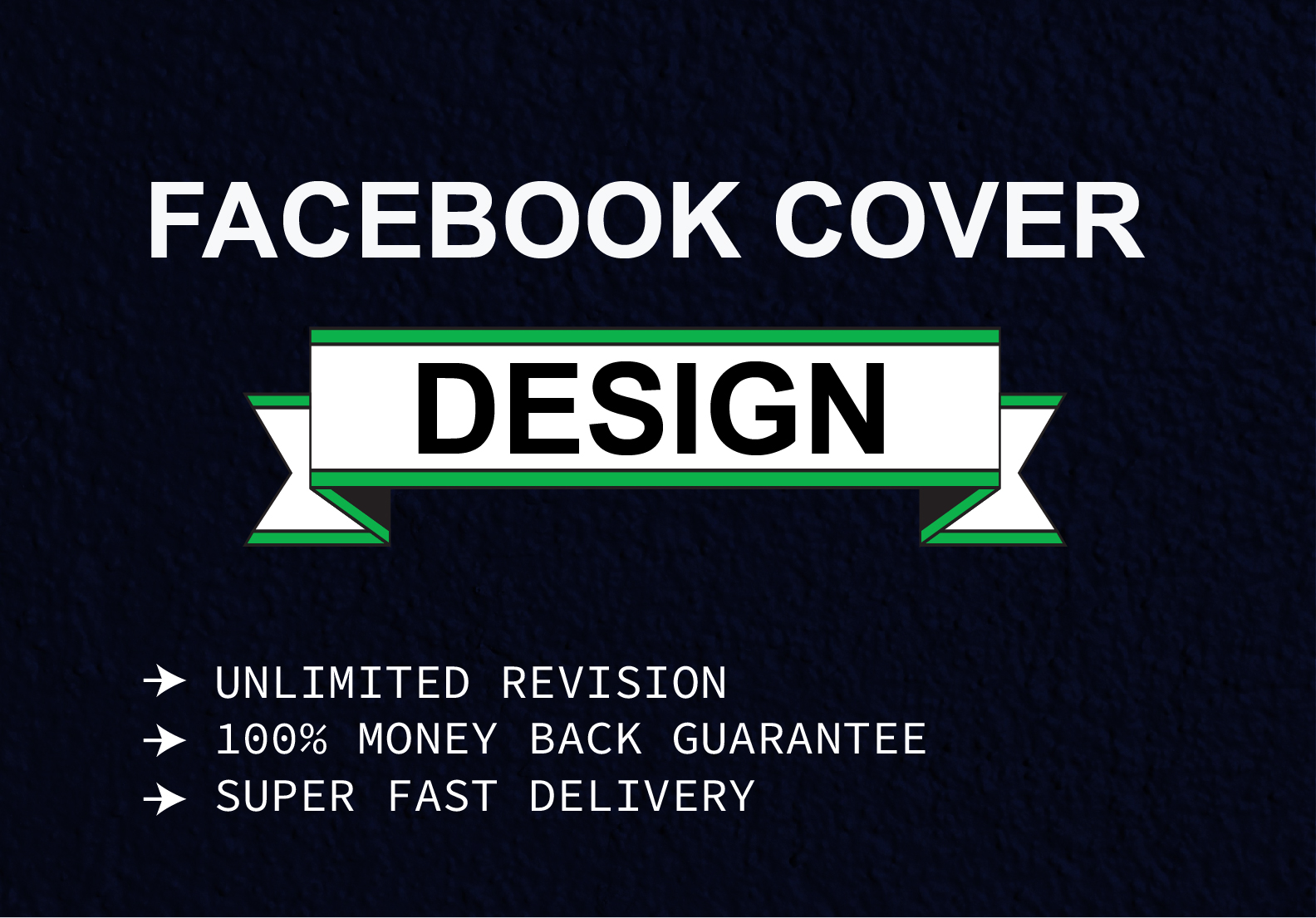 I will create an professional Facebook cover design or social media post.