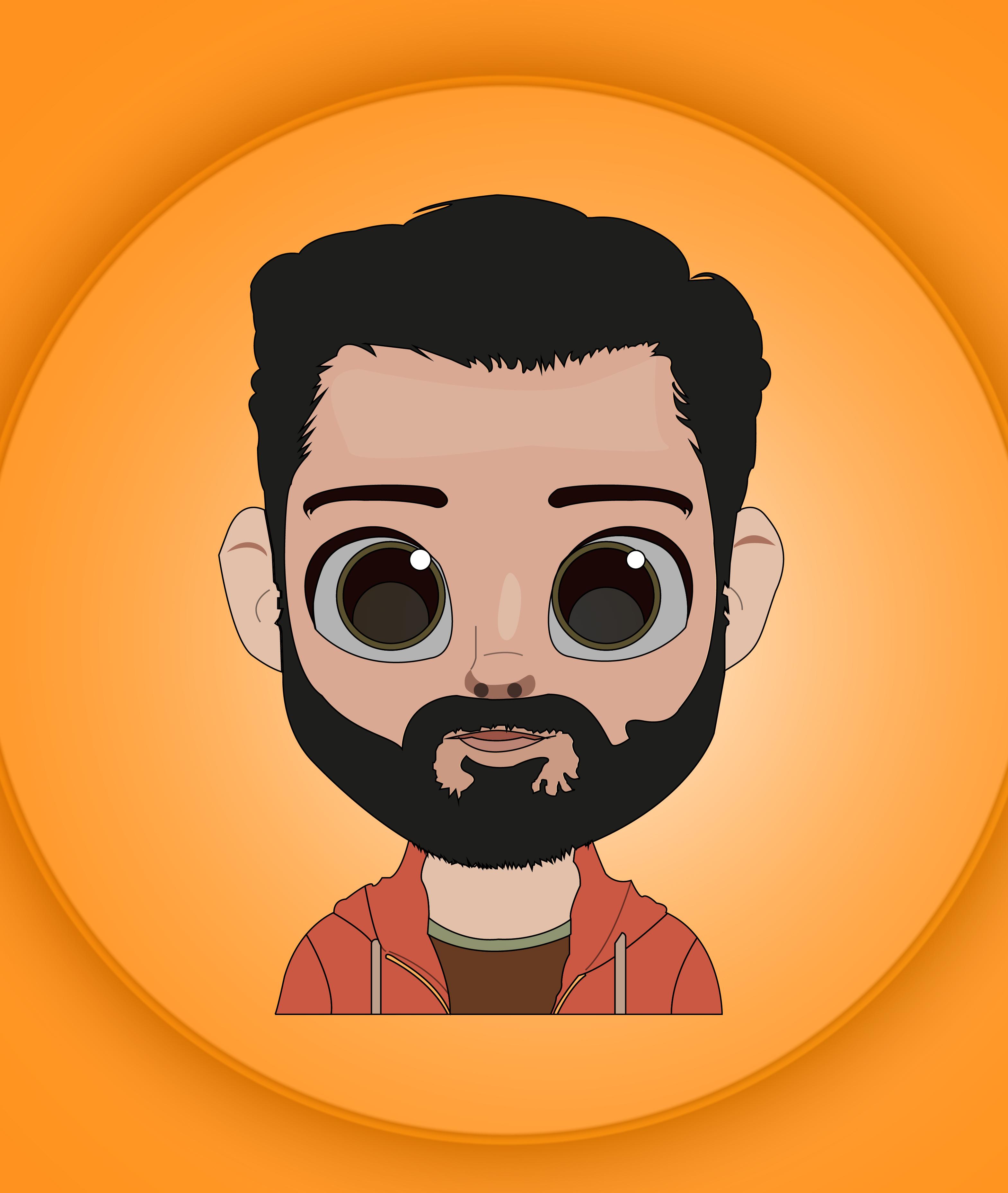 i will make mascot logo design for you