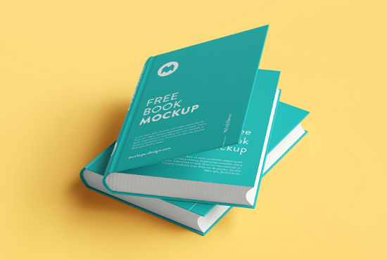 Create 10 amazing 3d Mockup for your book or ebook cover