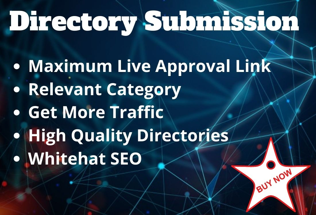 I will do 80 directory submission
