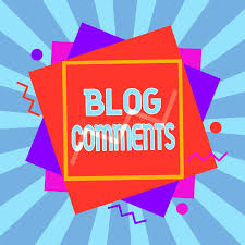 I will do manually 50 niche relevant blog comments