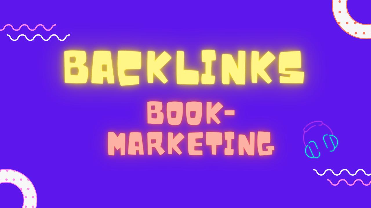 I will create 1000 social bookmarks in high DA, PA sites