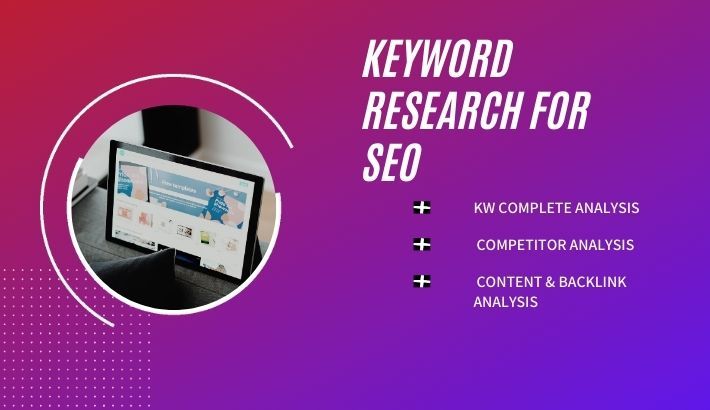 I Will do Seo KW Research that is profitable
