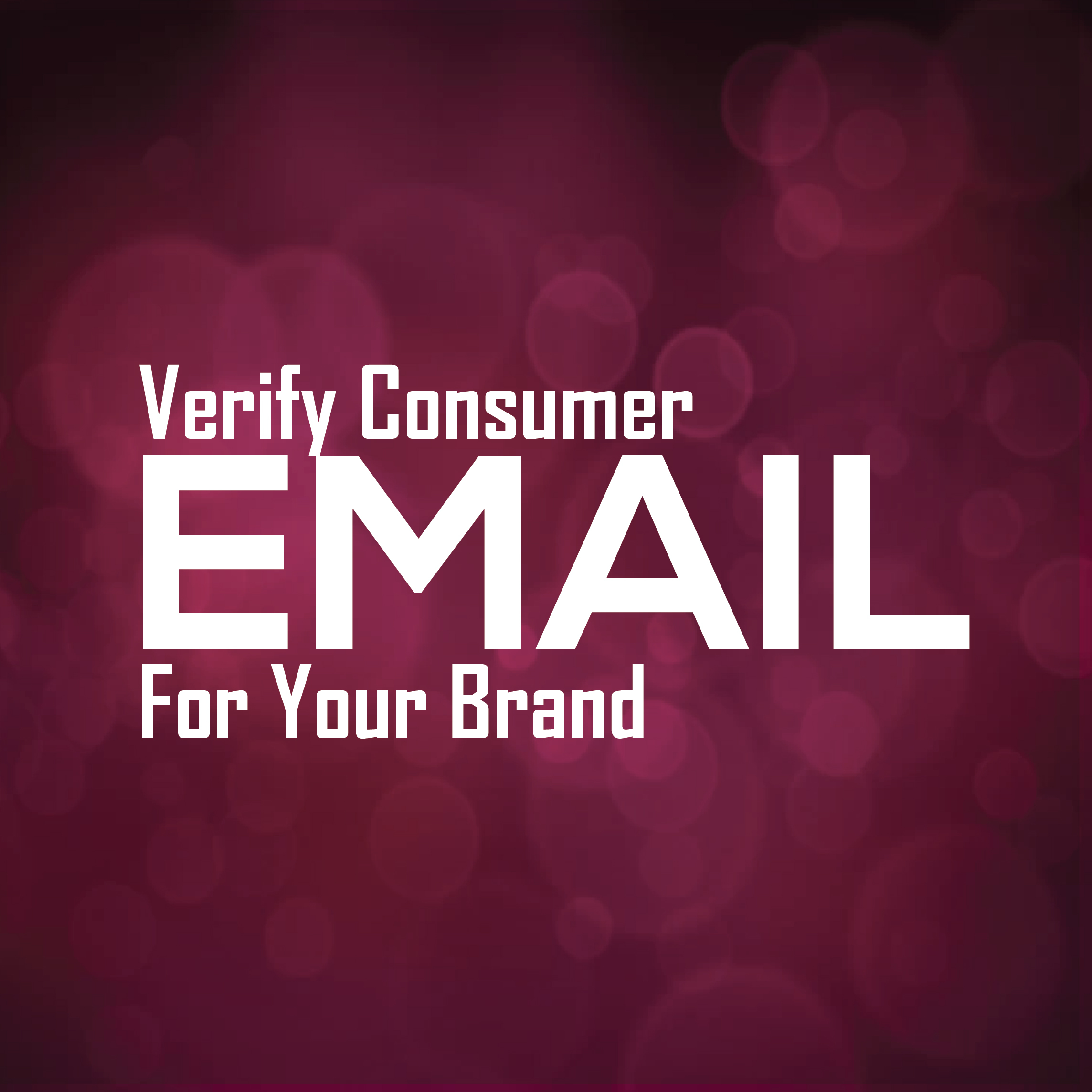 I will provide 1000 verified consumer email for your business