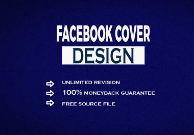 I will design professional facebook cover or social media post for your business
