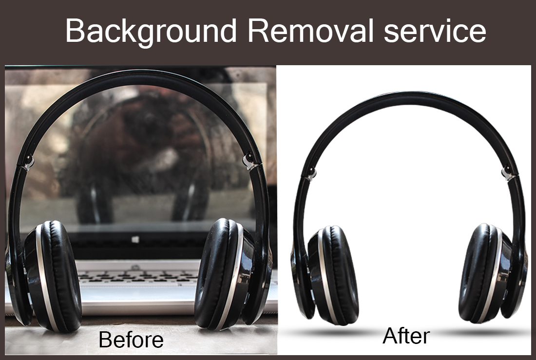 I will 2 photos background removal cut out within 4 hours