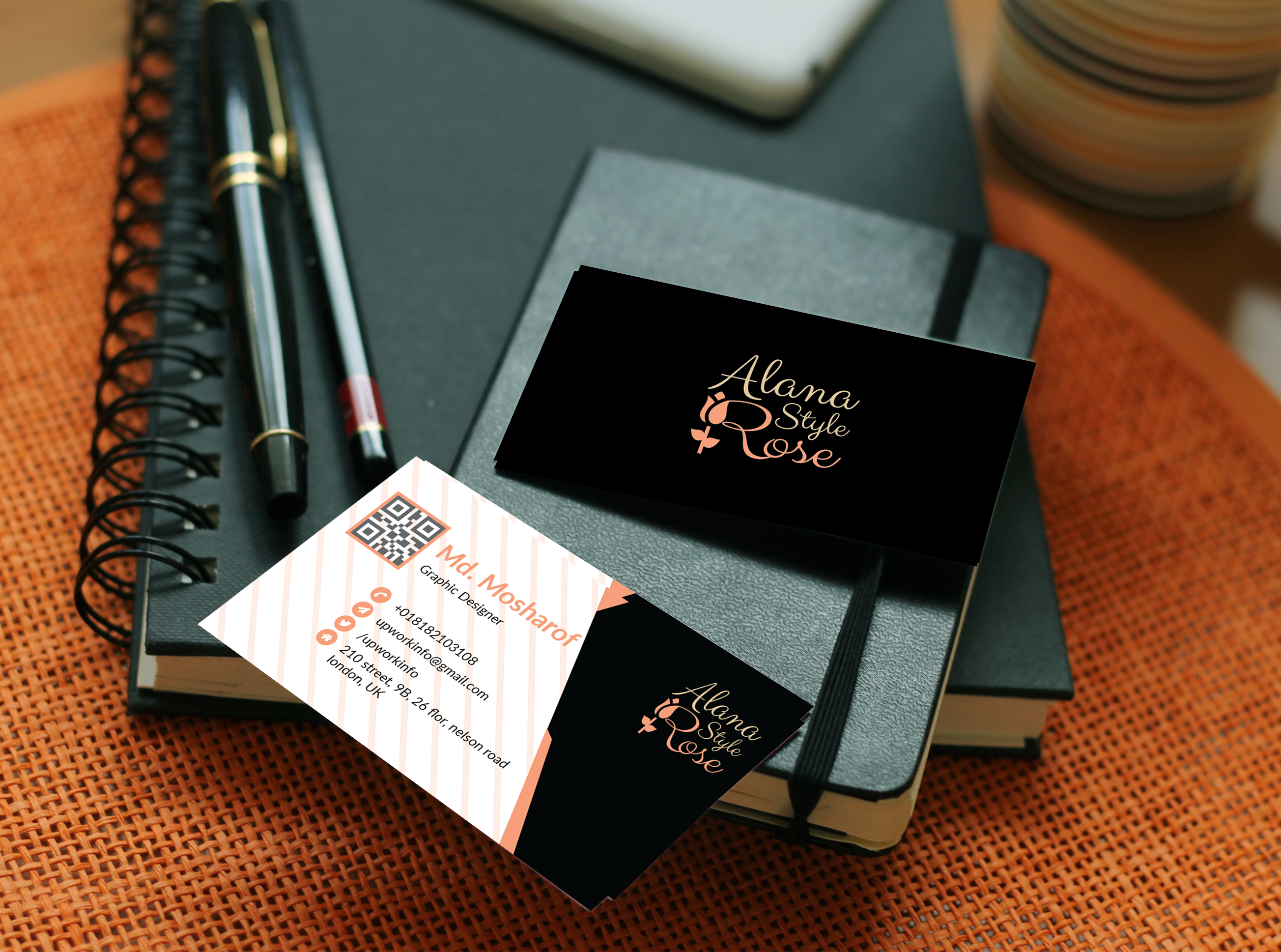 Business card Desing||Id card design(2 concept)