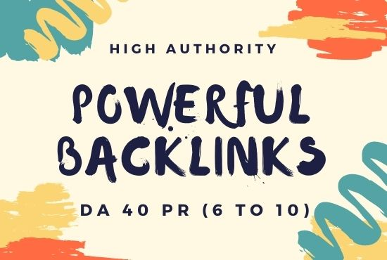 500+ Permanent PBN Backlinks Web2.0 with High TF/CF/DA-70 Do-follow Links Homepage Unique webs