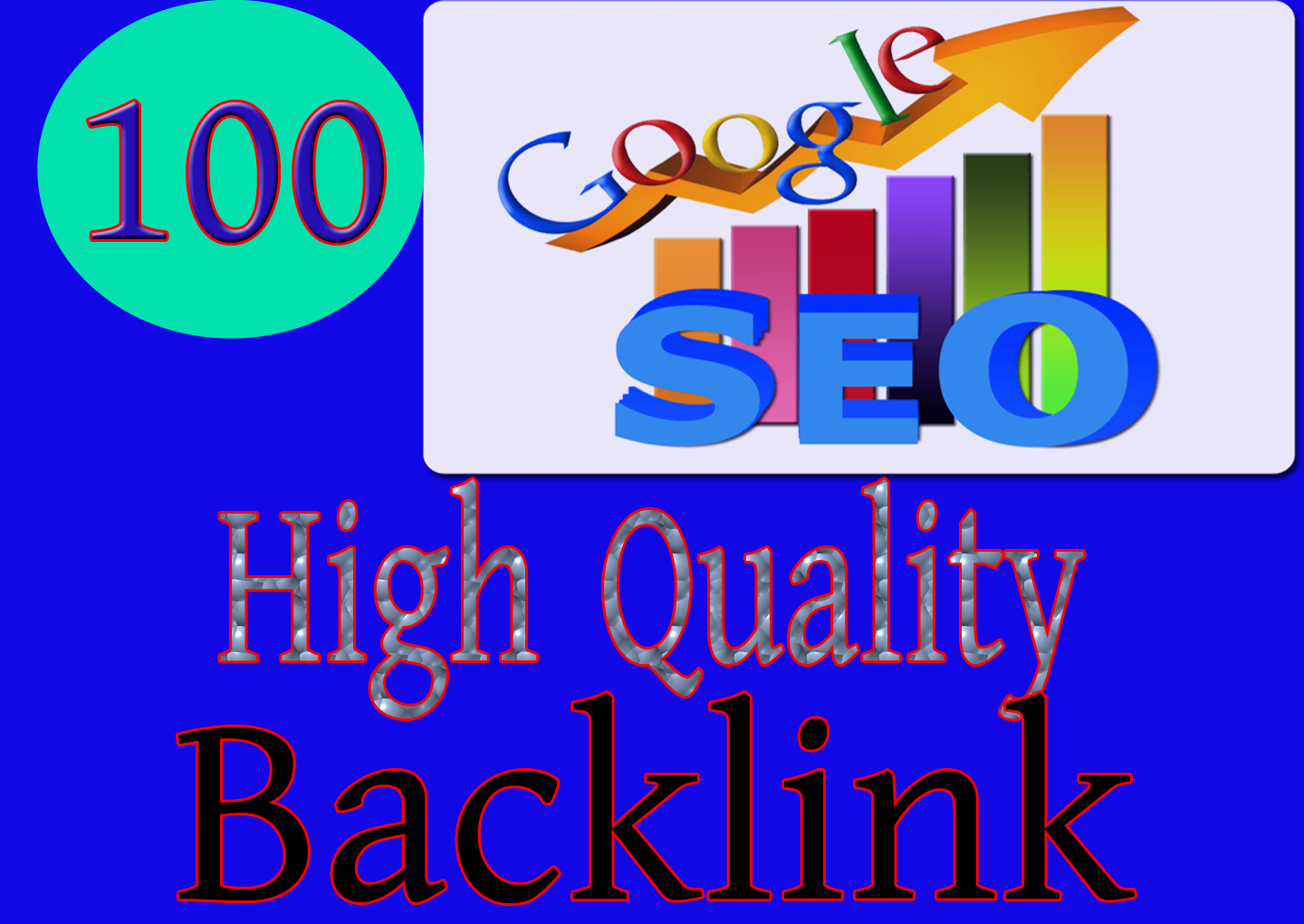 I will boost your website with 100 high quality backlinks, link building