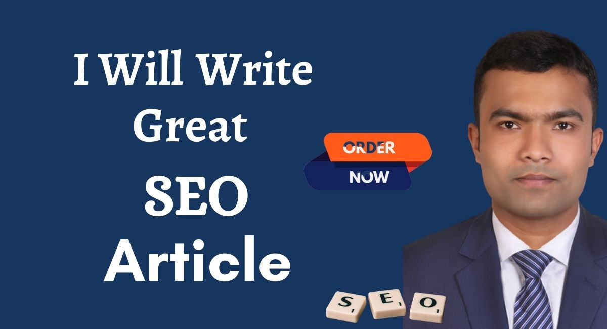 I will create One 500 words SEO-optimized content for your blog or website