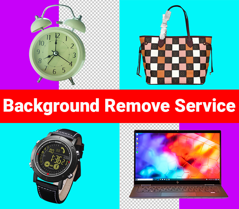 I will do amazon,  eBay & more product photo background remove 2 images