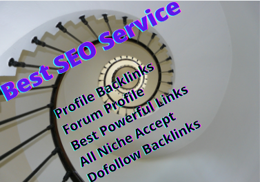 I will create 150 HQ forum profiles backlinks 100+ Dofollow profiles backlinks