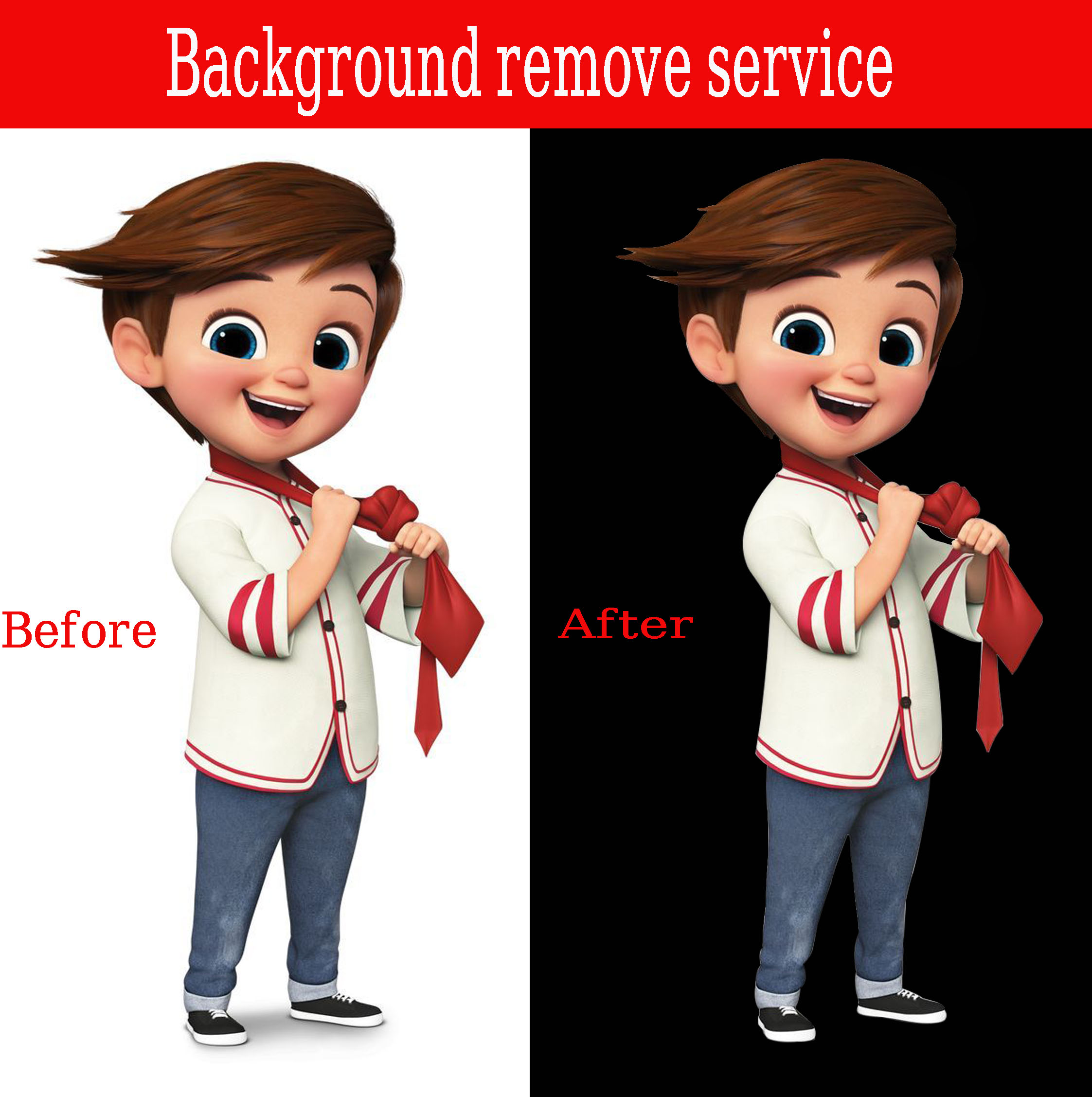 I will do background removal of images professionally and I will try my best.