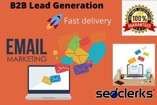 I will provied lead generation