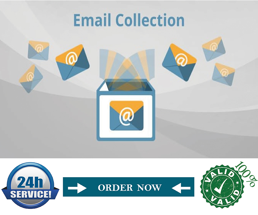 I will collect 1000 verified email in niche targeted area for your business.