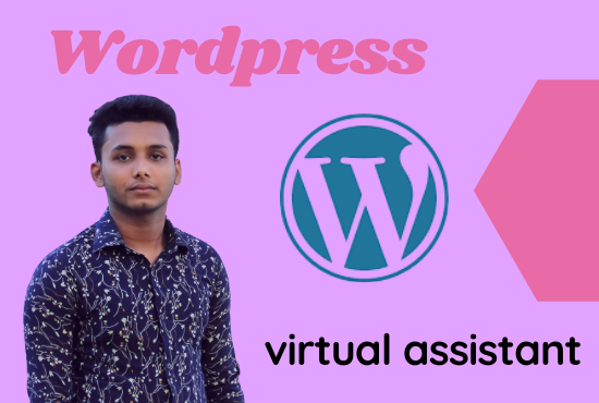 I will be your virtual assistant,  helper or consultant
