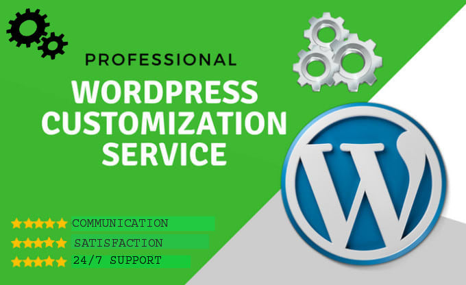 I will be Your Wordpress Website Designer and Developer.